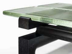 Holly Hunt//Detail for LAREDO COCKTAIL TABLE