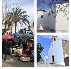 Todos los domingos del año, mercadillo hippy de Sant Joan de 10 a 14 horas. Every Sunday all year round, Sant Joan hippy market #Ibiza #eivissa #sunday #sundayvibes #domingo #mercadillos #mercadillohippy