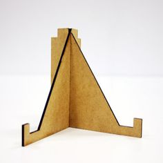 Design your own products - Simple i-pad Stand: Wood