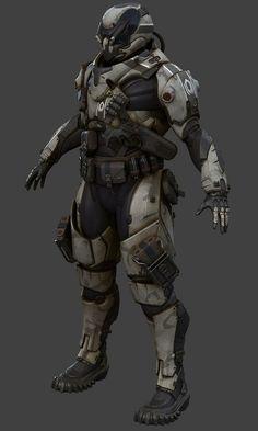 BioWare CGHUB 2012 | Robot+Sci-Fi | Pinterest