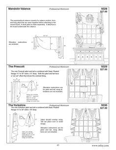 ISSUU - 2013 M'Fay Patterns Catalog by Custom Home Furnishings Academy