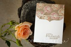 Pretty Heart, Papercraft by Jennifer Frost: #TGIFc27 Remix Challenge - SU - Everything Eleanor  & Kinda Eclectic stamp sets