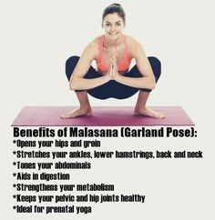 how to do the malasana and what are its benefits  easy