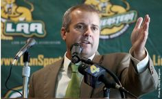 Following a national search, Southeastern Louisiana University has named Jay Artigues as Director of Athletics. Jay earned his Masters of Sports Science in Sports Coaching from the Academy in 1993.