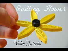 DIY Paper Quilling Basic Shapes | Quilling Tutorial for Beginners | JK Arts 588 - YouTube