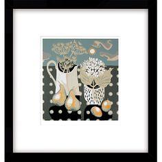 Buy Jane Walker - White Jug Limited Edition Framed Screenprint,  53 x 50cm Online at johnlewis.com
