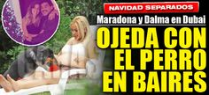 OJEDA CON EL PERRO EN BAIRES  http://elsensacional.infonews.com/nota/11661-ojeda-con-el-perro-en-baires-maradona-y-dalma-en-dubai-navidad-separados/