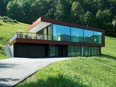 House Steurer by Paul Steurer, Vorarlberg, Austria
