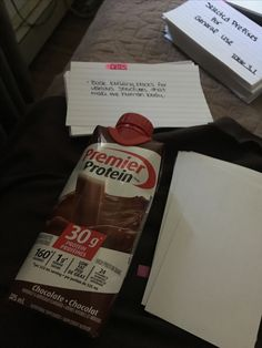 Need a mid-day pick me up. Thank you Premier Protein! #onthego #medicalterminology #studybreak #trypremierprotein @ChickAdvisor #gotitfree