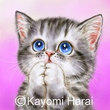 Cute Baby Cats, Kittens Cutest, Cats And Kittens, Baby Animal Drawings, Cute Drawings, Loro Animal, Funny Cat Videos, Funny Cats, Animal Original