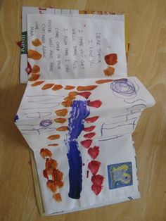 Making Handmade Accordion Books with Collage Covers - The Artful Parent