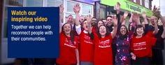 The Co-operative Group Raising funds for the Red Cross and for the #lonely #coop