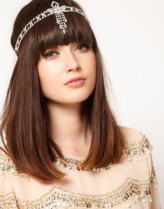 Embellished Flapper Headband