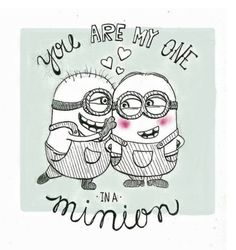 For the love of minions (17 photos)