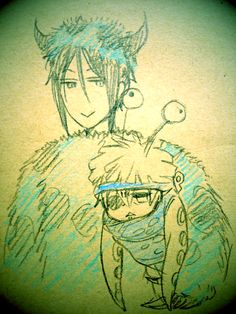Oh my... Ciel and Sebastian and Monsters Ink - Yana Toboso