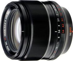 Fujifilm XF 56mm F1.2 R APD