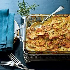 Butternut Squash Gratin - 20 Side Dish Casserole Recipes - Southern Living