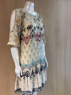 Vestido Feminino Print polka dots  Estampa poá  Fashion dress Mãe e filha iguais Dia das Mães