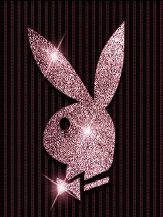 Black and pink Pink Unicorn Wallpaper, Bling Wallpaper, Flowery Wallpaper, Boys Wallpaper, Aesthetic Iphone Wallpaper, Aesthetic Wallpapers, Playboy Logo, Bunny Painting, Bunny Logo