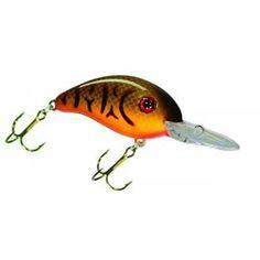 Strike King Series 3 - 3-8oz Orange Belly Craw