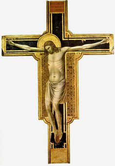 Giotto  1301 circa  430×303 cm  Tempio Malatestiano, Rimini