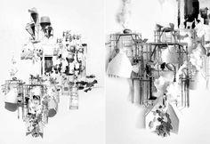 cutouts + drawing