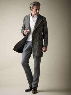 Menswear Collections & Details That Make the Difference