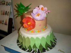Hula cake