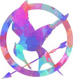 Made this real fast today in honor of The Hunger Games!                                                                                                                                                      More