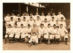 1933 Washington Senators Team ~ American League Champions
