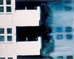 ArchiteXture #50 2002 oil on canvas cm. 130x160