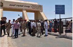 عودة 282 مصريا من ليبيا عبر منفذ السلوم خلال 24 ساعة - أخبار مصر