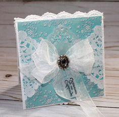 Always and Forever, Wedding Card, Anniversary Card, OOAK Handmade Card