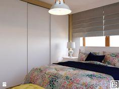 Sypialnia na Jodłowej - zdjęcie od Architekt Wnętrz Patrycja Wojtaś