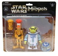 muppets + starwars = epic win
