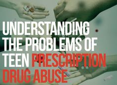 teen prescription drug abuse #safety