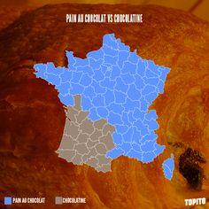 On vous avait déjà donné notre vision du découpage de la France avec les cartes de France des préjugés, ou celles des artistes. Voici quelques nouvelles cartes qui ont le mérite d'être honnêtes et réa