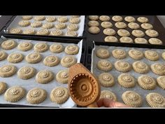 Tam Ölçülü Hatay'ın Meşhur Kömbe Tarifi 😍 😋 Bayramın Habercisi 😍😍😍 - YouTube Turkish Mezze, Tea Time, Tart, Food And Drink, Kitchen, Crack Crackers, Cooking, Pie, Kitchens