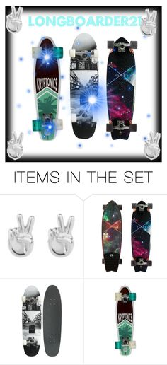 """""""My Icon"""" by longboarder21 ❤ liked on Polyvore featuring art"""