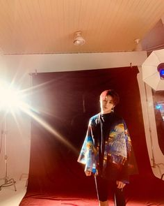 Instagram 上的 하성운:「 📸📸📸 」 Ha Sungwoon, 3 In One, Kimono Top, Sari, Boys, Instagram, Women, Cloud, Kpop