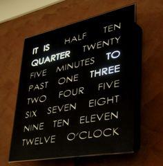 Wat een bijzondere klok! (Dougsworldclock)