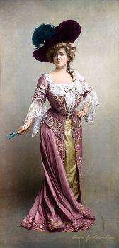 Lillian Russell by klimbims