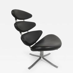 Poul Volther Corona Spectrum Chair by Poul M Volther for Erik J rgensen