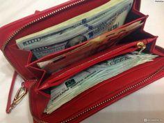 Sensitive People, Mantra, Zip Around Wallet, Card Holder, Romania, Spirit, Beauty, Flower, Home