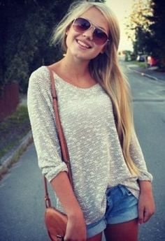 laid back outfit