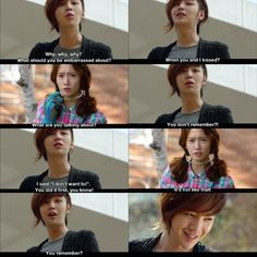 Jang keun suk and yoona in love rain Kdrama