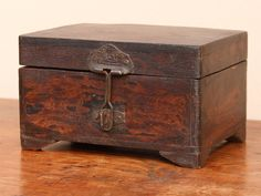 Old Trinket Box part of Scaramanga's vintage furniture range