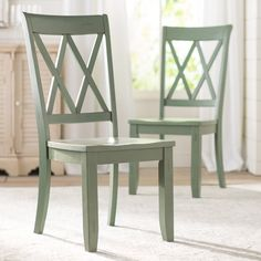 Perfect pulled up to the dining table or accenting your living room ensemble, this understated side chair brings a touch of timeless style to any space.