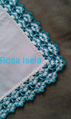 Look Bak Bitmez 107 Different Crochet Hijab Towel Edge Needlework Model - lace things Crochet Boarders, Crochet Edging Patterns, Crochet Lace Edging, Crochet Motifs, Thread Crochet, Crochet Trim, Crochet Granny, Crochet Designs, Crochet Flowers