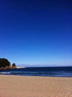In sokcho beach